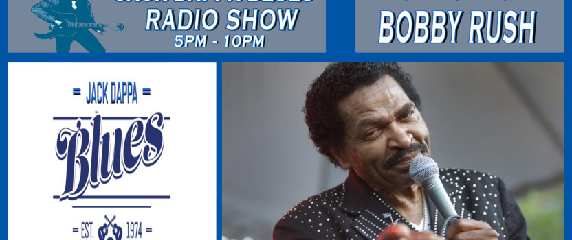 Jack Dappa Blues interview W/ Bobby Rush