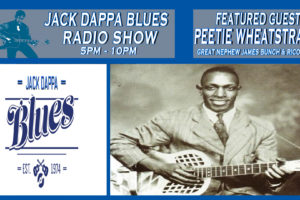 Jack Dappa Blues Interview W/ Peetie Wheatstraws Great Nephew